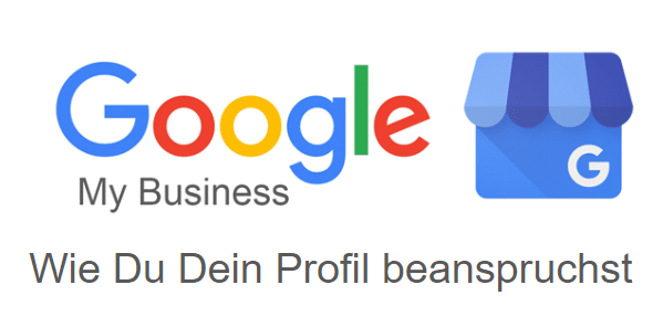 Google Maps Profil Inhaberschaft
