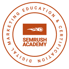 Semrush SEO Zertifikat